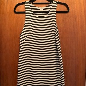 H&M striped sun dress